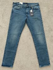 LEVIS MADE AND CRAFTED LMC 511 SELVEDGE HOUSTON 36X34 BRAND NEW