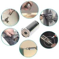 Magical Grip Universal Gator Socket Adapter with Power Drill Adapter 7-19mm H1E3