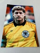 TONI SCHUMACHER DFB-Nationalspieler  signed Foto 20x30 Autogramm