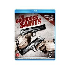 THE BOONDOCK SAINTS : unrated Director's Cut Blu Ray - Sealed Region B for UK