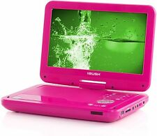 Bush 10 Inch Portable DVD Player - Pink  - See My Buy it Now