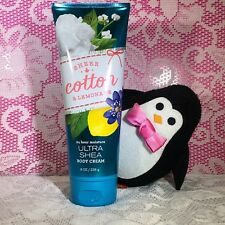 Bath and Body Works Sheer Cotton and Lemonade Lotion Body Cream