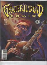 Grateful Dead Comix Magazine #1 vf/nm