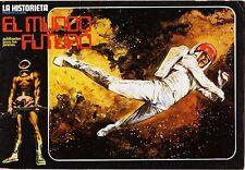 La Historieta (1975) nº: 25 MUNDO FUTURO (de 32 de la colección completa) URSUS.