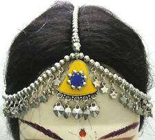 Matha Patti Kuchi Tribal ATS BOho Belly Dance Jewelry Gypsy Costume Tribal Head