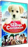 The 12 Dogs Of Christmas (DVD, 2012) New DVD, Fast Delivery