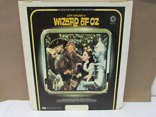 1981--WIZARD OF OZ-- Laserdisc Movie