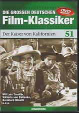 DVD: el emperador de California (1936) - muy buen estado (luis Trenker)
