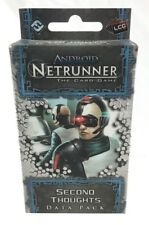 Android Netrunner The Card Game Second Thoughts Data Pack New (Sealed)