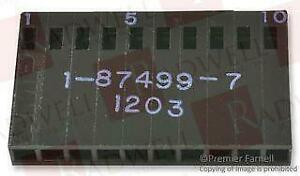 TE CONNECTIVITY 1-87499-7 / 1874997 (USED)