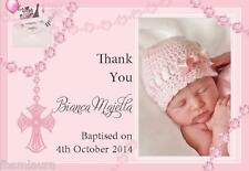 Baptism Christening Naming Day Confirmation Favour Bomboniere Gift Tags 6x4.15cm