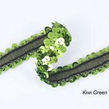 Tessuti e stoffe verdi per hobby creativi abbigliamento-abito al metro