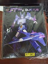 FansToys FT-29T Quietus Ft29T FT29T Figure Metal Chorme Colour Limit Version