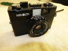 Minolta Hi-Matic G2 Film Camera - Used