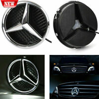 illuminated LED  star grille emblem badge for Mercedes-Benz A C E CLS 2011-2016