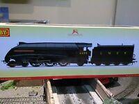 Hornby R3441 NE wartime black class A4 locomotive 4499 Sir Murrough Wilson BNIB