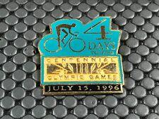 pins pin OLYMPIC JO 1996 CENTENNIAL VELO BIKE