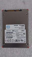 Dell 256GB 2.5 Internal Solid State Drive - SATA SNP2F5G2/256G SSD    #8682