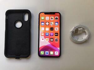 Apple iPhone X - 64GB - (Unlocked) (A1865)