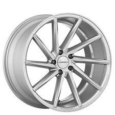 "(4pcs) 19"" Vossen Wheels CVT Gloss Silver Rims"
