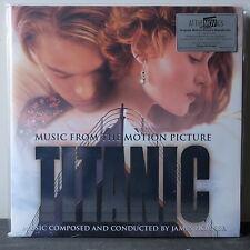 'TITANIC' Soundtrack James Horner MOV Audiophile 180g Vinyl 2LP NEW & SEALED