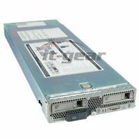 Cisco UCS UCSB-B200-M4 Blade Server, 2x E5-2690 V4, 128GB RAM, 2x 32GB SD
