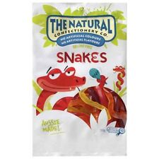 The Natural Confectionery Co. Snakes 200g x 12 |EXPRESS COURIER SHIPPING