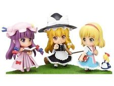 NEW Nendoroid Petite Touhou Project Set 2 Figure Marisa Alice Patchouli