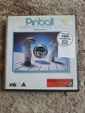 Pinball Construction Set Ariolasoft Game Commodore 64 Diskette 5.25 5 1/4 Disc