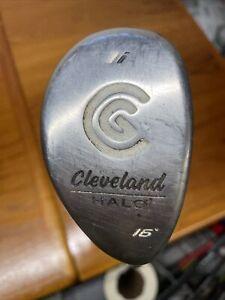 CLEVELAND HALO 1i HYBRID 16° Right Hand Steel Fiber Composite Shaft