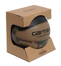 Carhartt Wip x Spalding Valiant 4 Basketball Camo-Laurel/Black/Air-Force Grey