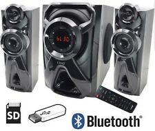 Casse A3320 Dolby Surround 2.1 Usb Home Theater Telecomando Hd Bluetooth Linq