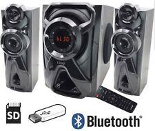 Casse A3320 Dolby Surround 2.1 Usb Home Theater Telecomando Hd Bluetooth Linq