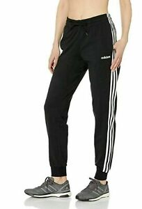 Adidas Essentials Women's 3-Stripe French Terry Jogger S M L