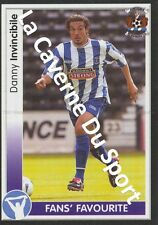 N°250 INVINCIBILE # AUSTRALIA KILMARNOCK.FC STICKER PANINI SCOTTISH LEAGUE 2004