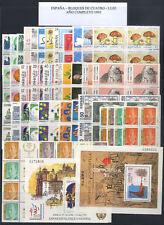 ESPAÑA - BLOQUE DE CUATRO - AÑO 1993 COMPLETO ** MNH - LUJO