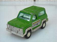 Vintage Tootsietoy 1970's Chevy Blazer 4 x 4 Ranch Truck