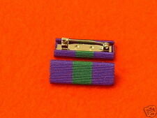 GENERAL SERVICE MEDAL RIBBON BAR PIN (GSM Medals) PRE62