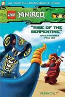 GREG FARSHTEY - Lego Ninjago #3: Rise of the Serpentine (Graphic Novel)