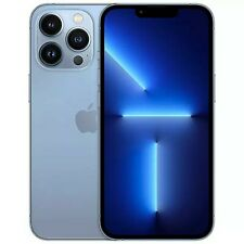 Apple iPhone 13 Pro Max, 1TB, Sierra Blue, Unlocked, Sealed, UK Model 🇬🇧