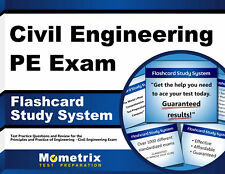 Civil Engineering PE Exam Flashcard Study System