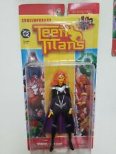 New listing Dc Direct Contemporary Teen Titans Blackfire Action Figure 2004 Nib
