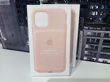 Apple iPhone 11 Pro caso Batería inteligente-Arena Rosa-MWVN 2ZM/A A2184