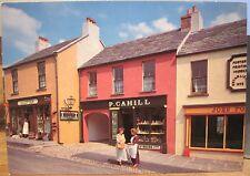 Irish Postcard Bunratty Folk Village Clare Ireland O'Toole Ireland People&Places