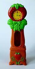 Vintage Strawberry Shortcake Berry Happy Home Furniture Clock 1983