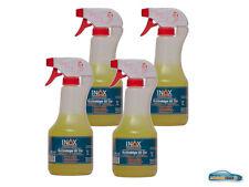 Allesreiniger Fleckenlöser Orangenöl Konzentrat Reiniger Fettlöser INOX 4x500 ml