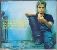 Jesse McCARTNEY - Right Where You Want Me - CD Single - MUS