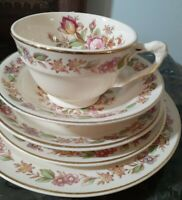 5 Piece Setting Personal Setting Antique Crown Potteries Co