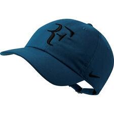 New Nike RF Aerobill H86 Cap Roger Federer Hat Tennis  Dri Fit AH6985-474 Blue