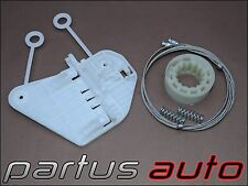 Smart Fortwo 450 Window Regulator Winder Repair Kit FRONT LEFT